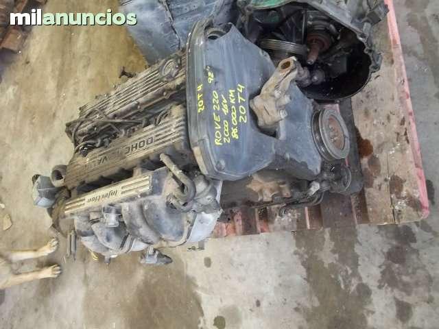 MOTOR ROVER 420I GTI  92 2. 0I 16V 20T4 - foto 2