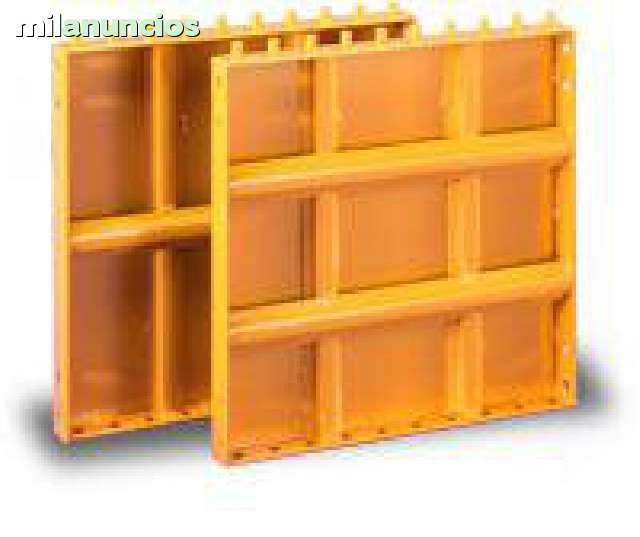 CHAPAS PILAR 50 X 50 CM.  - foto 1
