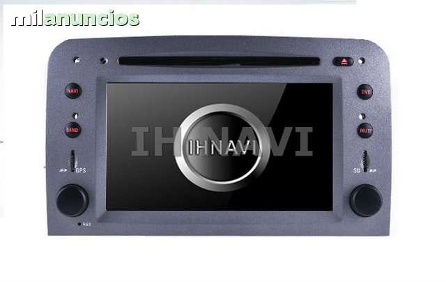 NAVEGADOR GPS DVD USB ALFA 147 Y GT - foto 1