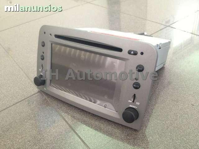 NAVEGADOR GPS DVD USB ALFA 147 Y GT - foto 2