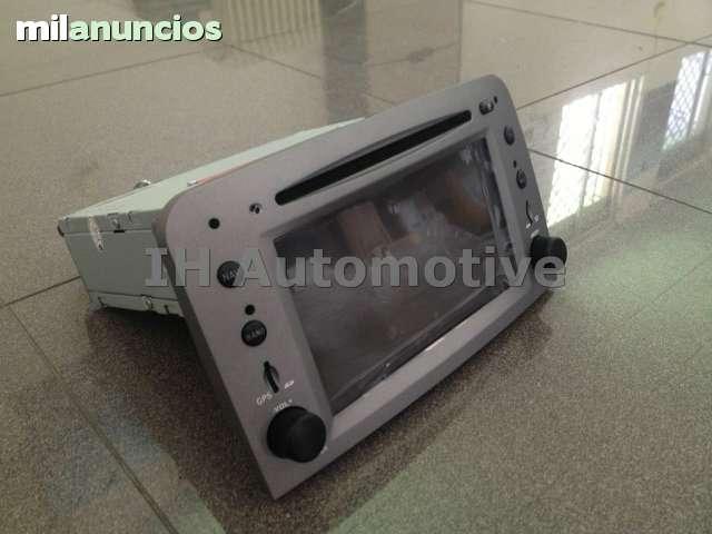 NAVEGADOR GPS DVD USB ALFA 147 Y GT - foto 3