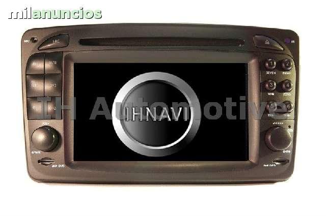 RADIO NAVEGADOR MERCEDES CLASE G - foto 1