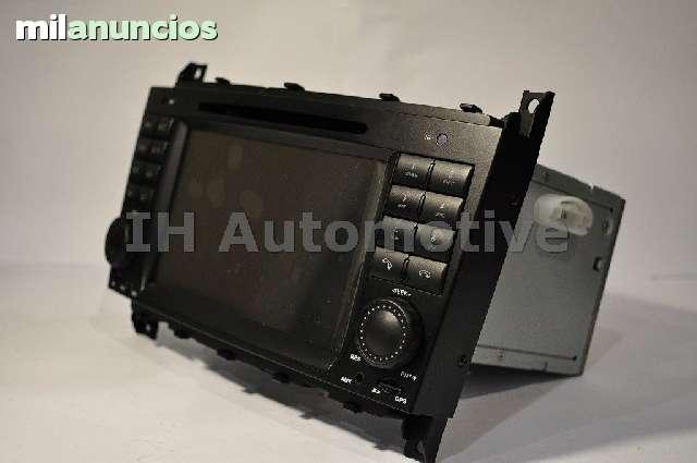 NAVEGADOR GPS MERCEDES CLK W209 ANDROID - foto 3