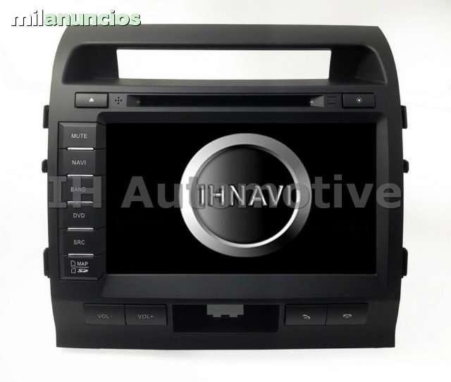 NAVEGADOR GPS DVD LAND CRUISER 200 - foto 1