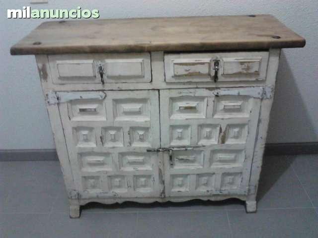 Muebles rusticos restaurados 20170806101802 - Muebles antiguos restaurados ...