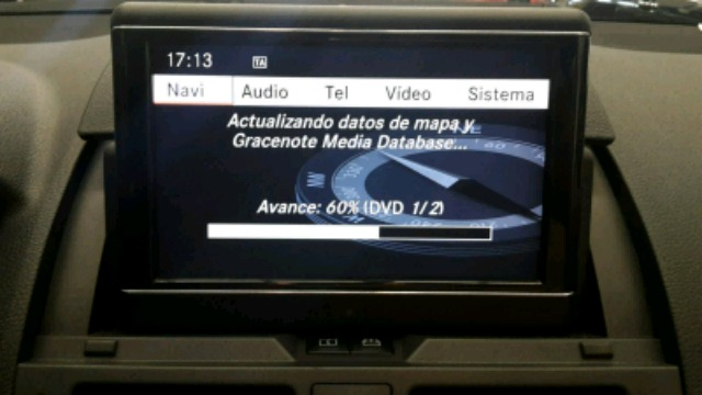DVD SD GPS MERCEDES EUROPA 2020 - foto 7