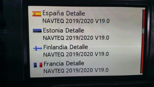 DVD SD GPS MERCEDES EUROPA 2020 - foto 8