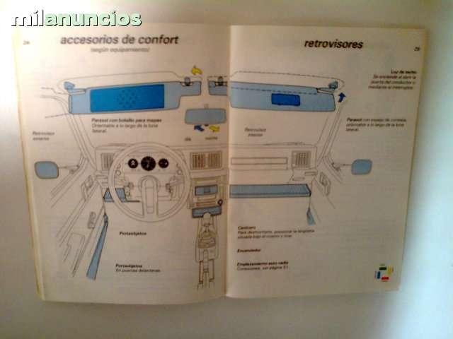 MANUAL DEL USUARIO DE CITROEN C15 - foto 2