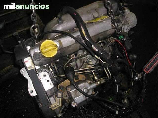 MOTOR RENAULT 1. 9 DIESEL F9QA7 - foto 1