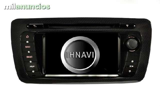 NAVEGADOR GPS DVD SEAT IBIZA 6J ANDORID - foto 1