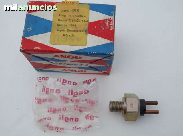 STOP HIDRAULICO SIMCA 1000 - foto 3