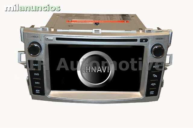 AUTO RADIO AUTORRADIO TOYOTA VERSO - foto 1