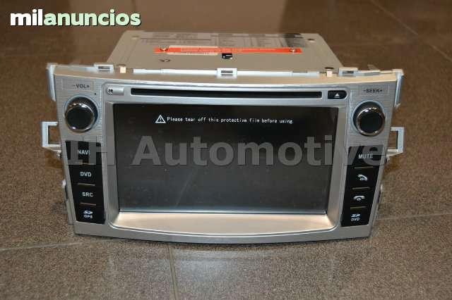 AUTO RADIO AUTORRADIO TOYOTA VERSO - foto 4
