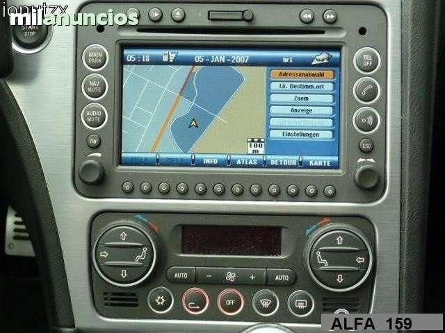MAPA GPS ALFA ROMEO LANCIA FIAT 2017 - foto 6