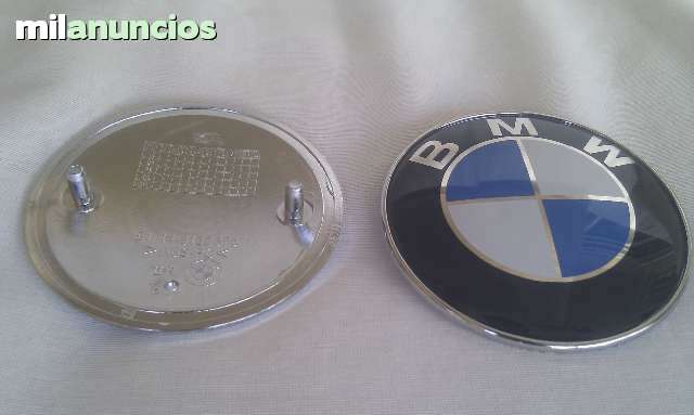 EMBLEMA BMW FRONTAL Y TRASERO ORIGINAL - foto 2