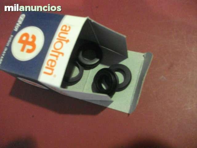 GOMAS FRENOS SEAT 124-1430 DOBLE - foto 1