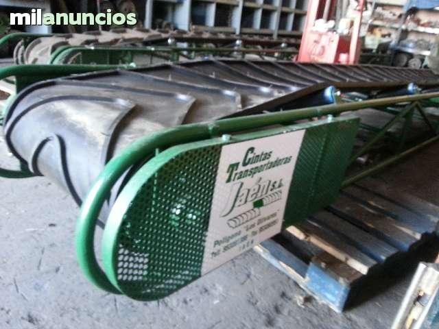 CINTAS Y  BANDAS  TRANSP.  SEMINUEVAS - foto 1