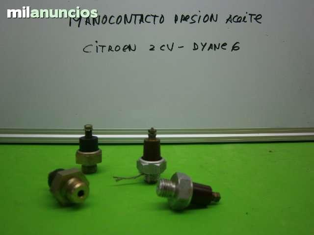 MANOCONTACTO PRESION ACEITE CITROEN 2 CV - foto 1