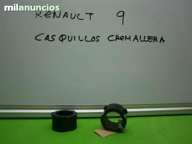 CASQUILLOS  DIRECCION RENAULT 9, 11 - foto 1