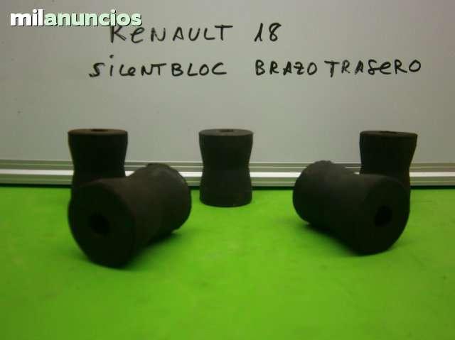 RENAULT 18 SILENTBLOC BRAZO TRASERO - foto 1
