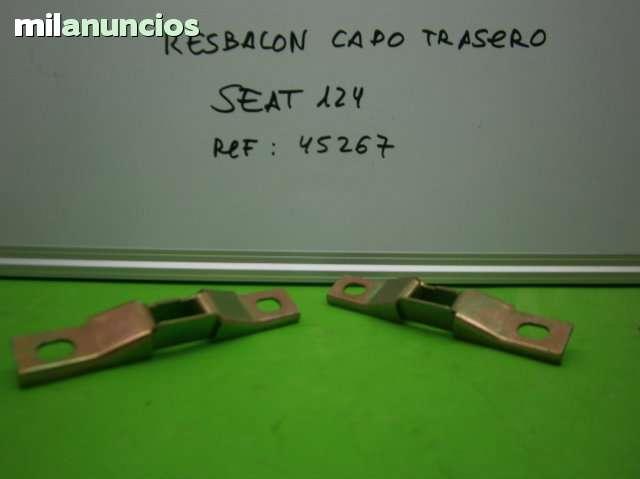 RESBALON CAPO TRASERO SEAT 124 - foto 1