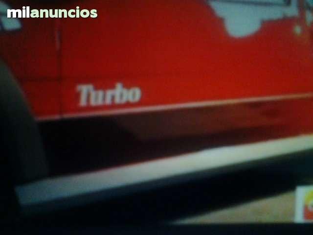 PEGATINAS RENAULT 5 GT TURBO.  FASE 1 - foto 3