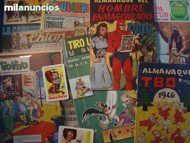 TEBEOS, CROMOS, JUGUETES ETC. . . COMPRO