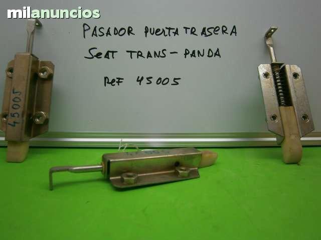 PASADOR PUERTA TRASERA SEAT TRANS, PANDA - foto 1