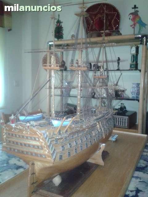 MIL ANUNCIOS.COM - Maqueta barco VICTORY