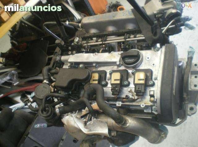 MOTOR COMPLETO AUDI VW 1. 8T ARZ A R Z - foto 1