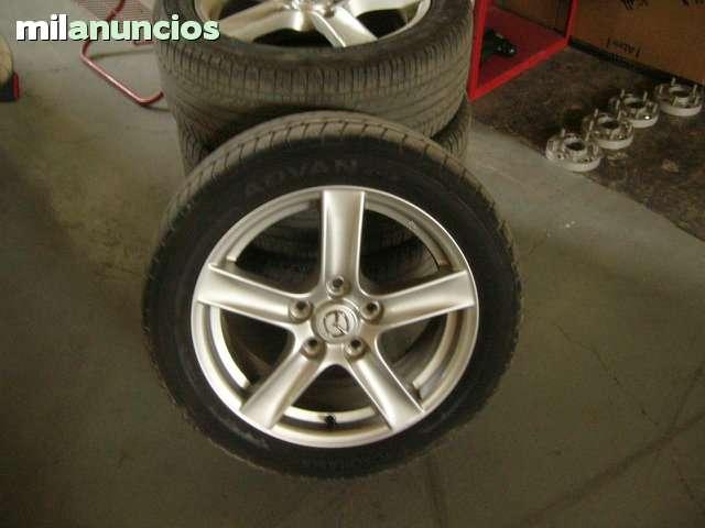4 LLANTAS DE ALUMINIO PARA MAZDA MX5 NC - foto 2