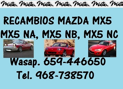 FILTRO DE ADMISION DIRECTA MAZDA MX5 MIA - foto 3
