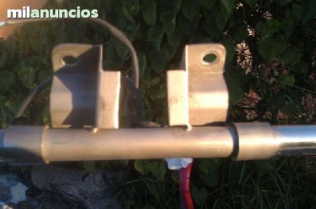 VENDO SOPORTE CON INTERMITENTES LED - foto 6