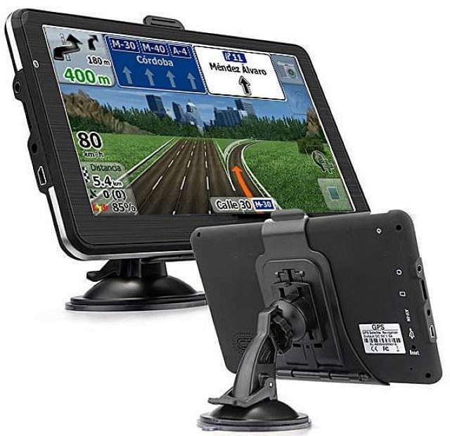 GPS 7 IGO PRIMO CON MODULO CAMION