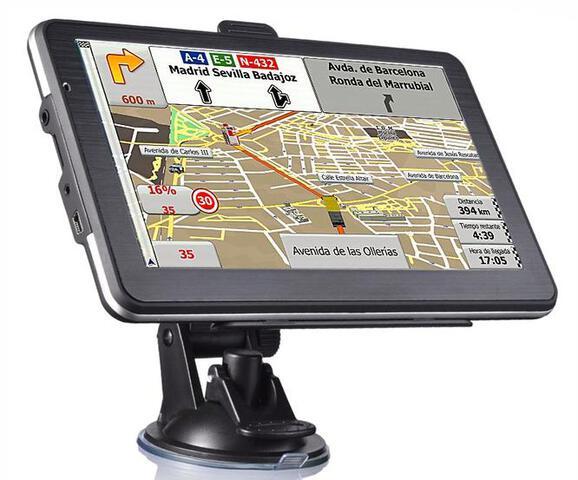 GPS 7   IGO PRIMO CON MODULO CAMION 2020 - foto 6