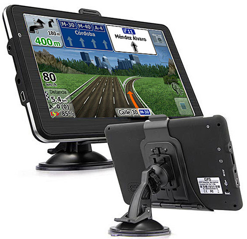 GPS 7 PULGADAS HD 800X480. MODULO CAMION