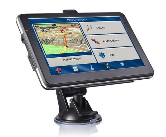 GPS 7 PULGADAS HD.  MODULO CAMION 2020 - foto 8