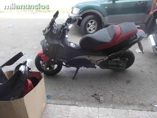 DESPIECE DE GILERA NEXUS 500, 07 - foto 2