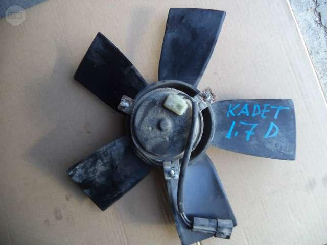 ELECTROVENTILADOR OPEL - foto 1