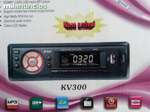 RADIO MP3 USB SD 12V - foto 3