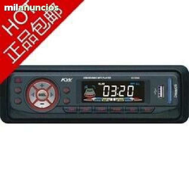 RADIO MP3 USB SD 12V - foto 1