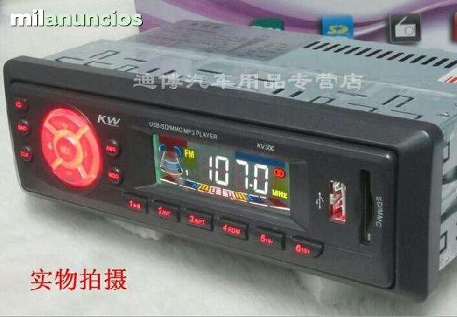 RADIO MP3 USB SD 12V - foto 2