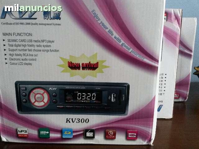 RADIO MP3 USB SD 12V - foto 4