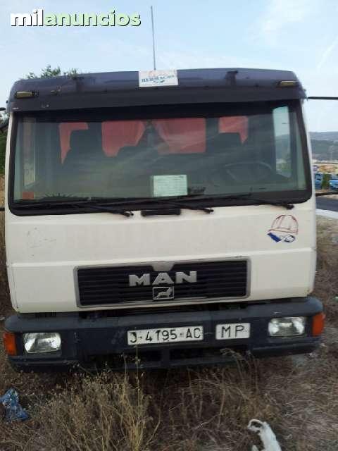 MAN - 8 224 PORTA CONTENEDORES - foto 2