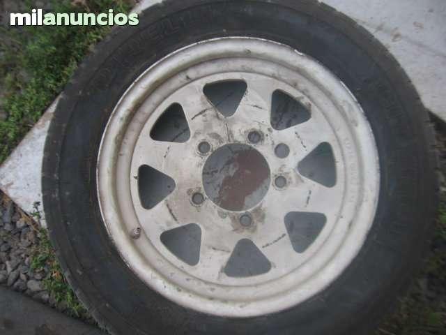 LLANTAS DE  HIERRO 14  15 16   ALUMINIO - foto 5