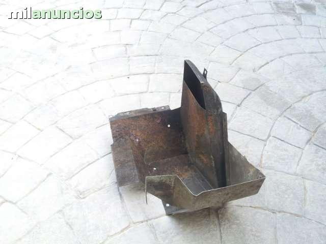 PLANCHA DE PROTECCIÓN DEL TURBO VW T3 - foto 3