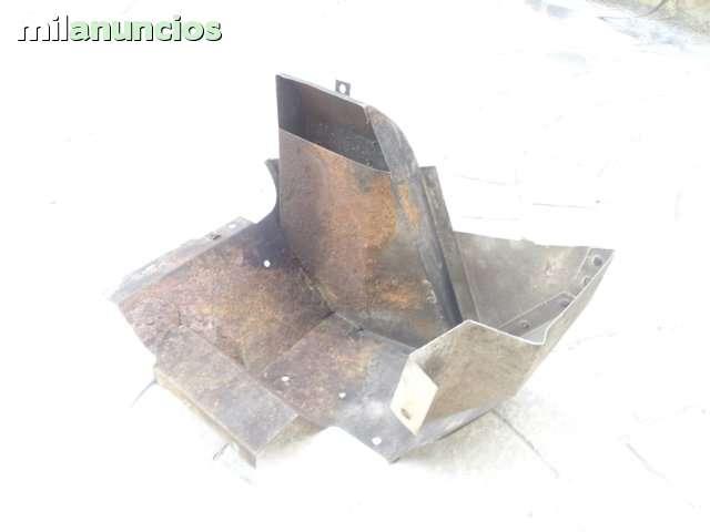 PLANCHA DE PROTECCIÓN DEL TURBO VW T3 - foto 4