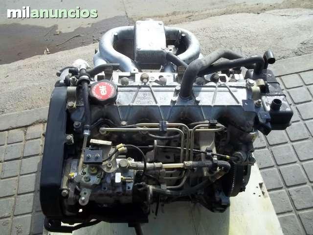 MOTOR RENAULT D-J8S JEEP TRAFIC  95 JBS - foto 1