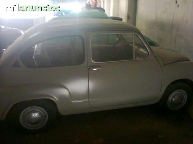 SEAT - 600 SEISCIENTOS