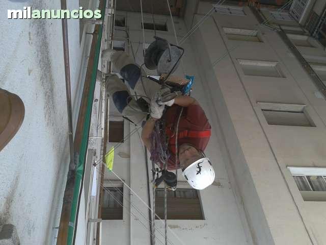 TRABAJOS VERTICALES URGENCIAS - foto 5